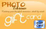 Photo Throw eGift Card