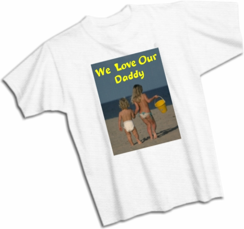 Child Photo T-shirt